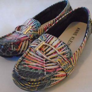 Anne Klein iflex Loafer Shoes Women's 7M Flats